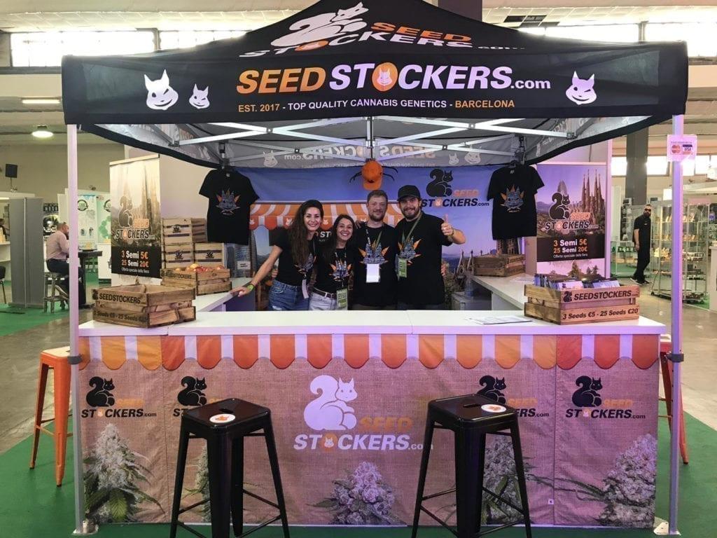 Seedstockers-Team